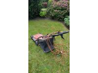 Flymo Chevron RE350 electric lawnmower - Spares / repairs
