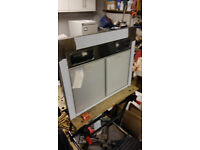 Cooker extractor hood