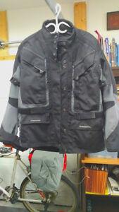 First Gear Kilimanjaro Textile Women's Size Large Riding Suit