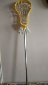 Debeer Lacrosse stick - for women's or mixed lacrosse