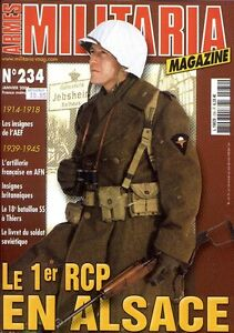 MILITARIA-234-WWI-amp-WW2-COLLECTOR-MAGAZINE