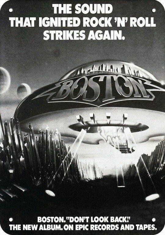 1978 BOSTON Band DON