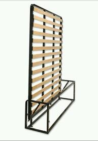 King Size 5ft Pull Down Wall Bed