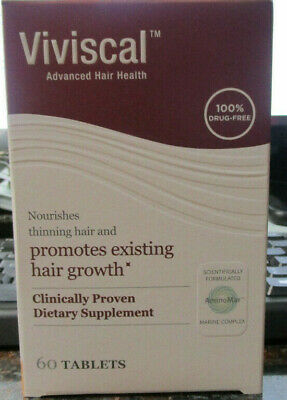 Viviscal Extra Strength Hair Vitamin for Women - 60 Tablets Exp: 07/23