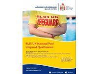 NPLQ lifeguarding course