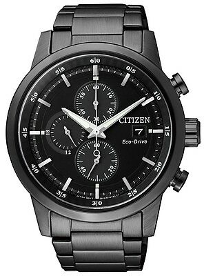 Citizen Eco-Drive Chronograph 100m Men's Watch CA0615-59E