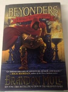 Beyonders a world without heroes by Brandon mull