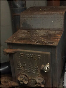 Fisher Wood Stove Kijiji Free Classifieds In Ontario