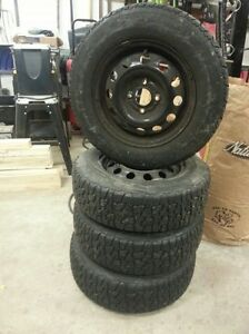 motomaster snow tires for Ford focus