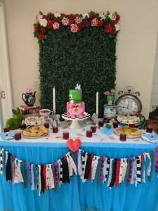 Alice in Wonderland Party Decor