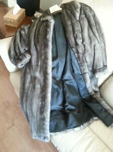 women's fur coats