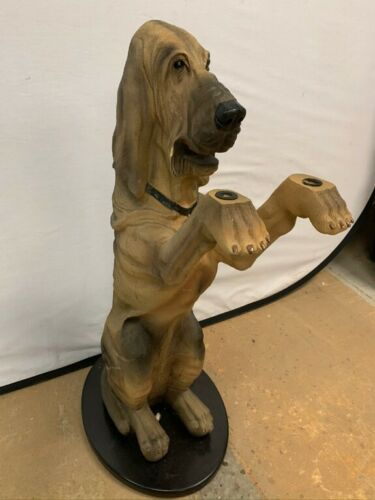 Replacement Dog for Vintage Bombay Company Bloodhound Card Holder 1 dog