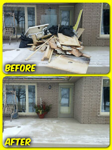 ⭐Junk Bee Gone - Fast, Affordable, Junk Removal⭐ Peterborough Peterborough Area image 4