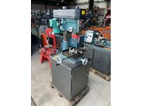 PINNACLE MODEL PDM 20 DRILLING AND MILLING MACHINE SINGLE PHASE ELECTRICS
