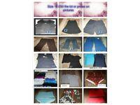 ladies clothes size 16--can split top bundle (2 fleece zip up from next NEW)