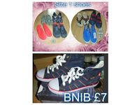 boys shoes size 1 prices in pictures some new can split from a smoke and pet free home