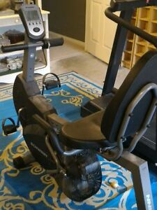 Schwinn Airdyne Backdraft Recumbent Bike