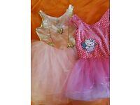 2 fairy costumes