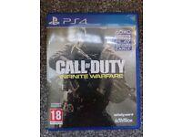 NEW Call of Duty Infinite Warfare PS4