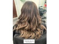 Mobile Hair Extentions
