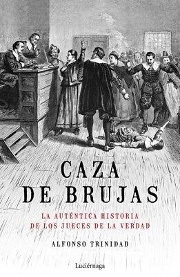 CAZA DE BRUJAS. NUEVO. Nacional URGENTE/Internac. económico. HISTORIA