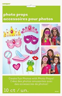 Photo Booth Party Props - Fun Party Accessories For Party Photos 3 Designs - Accessories For Photo Booth