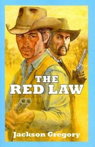 The Red Law by Gregory, Jackson