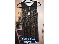 Size 14 clothing