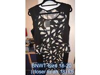 Size 18-20 clothing