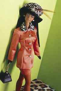 "TANGERINE TWIST BARBIE FASHION SAVVY COLLECTION ""NEW IN BOX"" Prince George British Columbia image 2"
