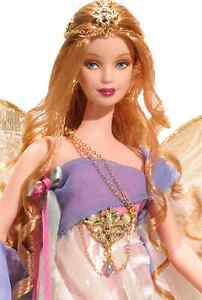 Sears Exclusive 2006 Angel Barbie. NEW IN BOX Prince George British Columbia image 3