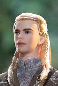 *NEW* Ken as Legolas in Lord of the Rings, by Mattel 2004 Prince George British Columbia image 2