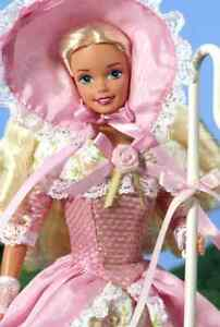 BARBIE AS LITTLE BO PEEP-Children's Collector Series NEW Prince George British Columbia image 2