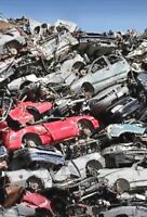 Removal of scrap junk car, van, or truck for cash! 289-983-9077