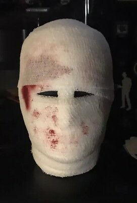 Michael Myers Halloween 4 Bloody Bandaged Myers Head](Halloween 4 Mask)