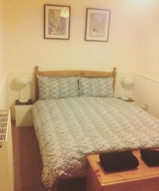 Lovely Bright Double Room, central location for SHORT TERM LET