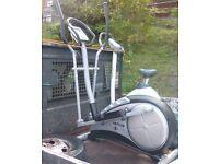 Zenith and Tunturi exercise bikes