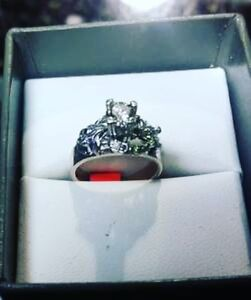 1/2 Carat Diamond Ring white gold 14k $1999