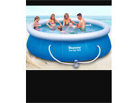 12 ft pool brand new in box
