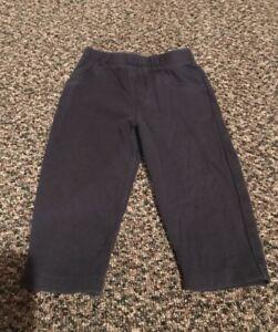 Super soft cotton pants - 12 month size (Carter's)
