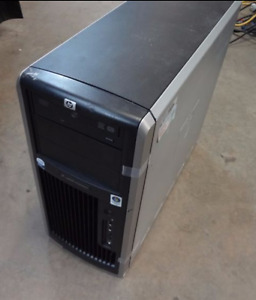 HP XW8600 Workstation  Xeon processor