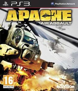 Wanted: PS3 Apache Air Assault