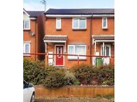 Part buy part rent 2 bed house £88,000 garden and parking
