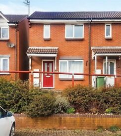 Part rent part buy 2 bed end terrace house 1 mile from Worcester City Centre