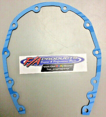Fel-Pro 5124 Small Block Chevy Timing Cover Gasket Only