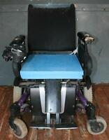 Invacare Power Tilt Wheel Chair