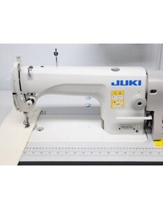 Almost New/Lightly Used Industrial Sewing Machine, Juki DDL-8700