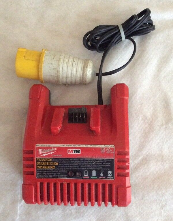 MILWAUKEE 110V , M18 LITHIUM-ION (18V) BATTERY CHARGER FOR SALE