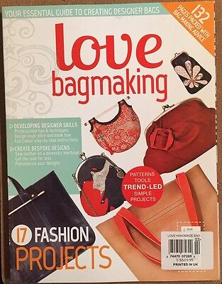 (Love Bagmaking Simple Project Designer Skills Essential Guide 2015 FREE SHIPPING)