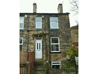 Lovely, furnished, end stone cottage in Pudsey centre. Leeds LS28